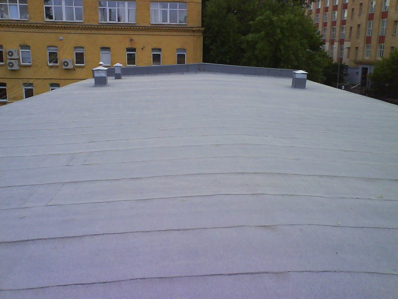 Remodeling the roof of a residential building